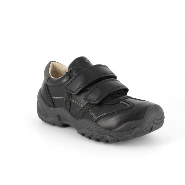 Primigi 43915 Boys Black School Shoe