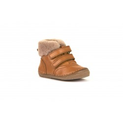 Froddo G21101015 Boys Girls Cognac Warm Boot