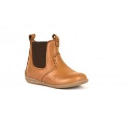 Froddo G2160062 Cognac Boys Girls Chelsea Boot