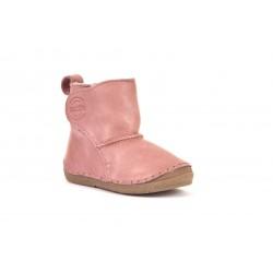 Froddo G2160066-2 Girls Pink Warm Boot