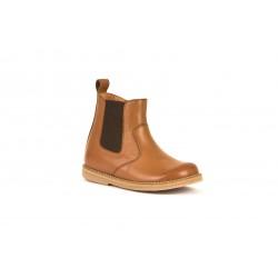 Froddo G3160143-12 Girls Boys Cognac Chelsea Boot