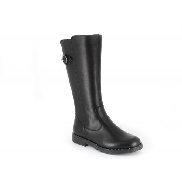 Primigi Paris Girls Black Tall Boot