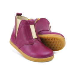 Bobux Signet Girls Boysenberry Boot