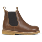 Angulus Chelsea Girls Boys Cognac Boot