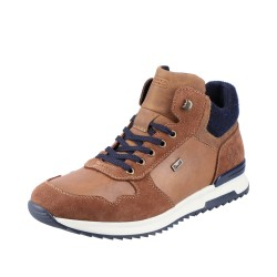 Rieker 3614020 Mens Brown Trainer Boot