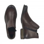 Rieker Z499426 Womens Brown Chelsea Boot