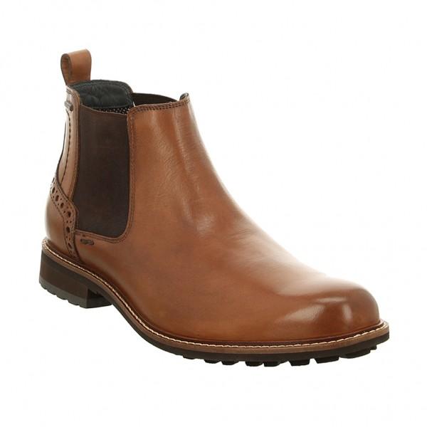 Josef Seibel Jasper 50 Mens Brown Waterproof Chelsea Boot