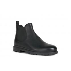 Geox Andalo Mens Black Chelsea Boot