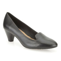 Clarks Denny Mascot Womens Black Shoe