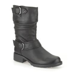 Clarks Orinocco Jive Womens Black Boot
