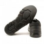 Start-rite Rhino Sherman Boys Black School Shoe