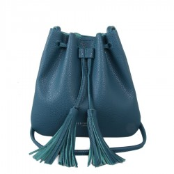 Red Cuckoo Womens Blue Cross Body Bag 1720264