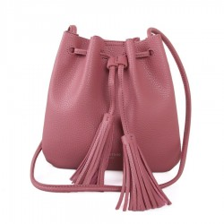 Red Cuckoo Womens Pink Cross Body Bag 1720264