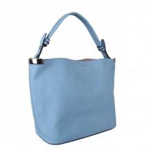 Red Cuckoo Womens Blue  Bag in a Bag 1720290