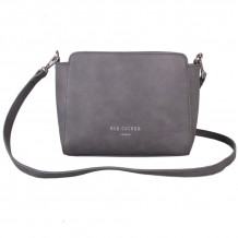 Red Cuckoo Womens Grey Cross Body Bag 1720291