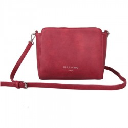 Red Cuckoo Womens Red Cross Body Bag 1720291