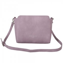 Red Cuckoo Womens Purple Cross Body Bag 1720291