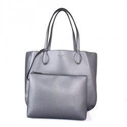 Red Cuckoo Womens Silver Bag in a Bag