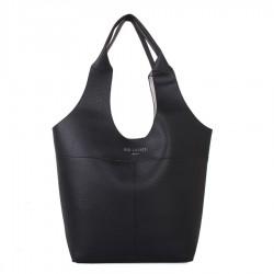Red Cuckoo Womens Black Shoulder Bag