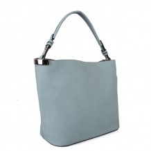 Red Cuckoo Womens Light Blue Bag in a Bag