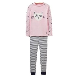 Joules Sleepwell Cat Pajama Set