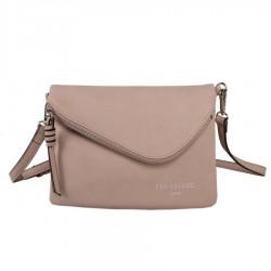 Red Cuckoo 354 Womens Beige Clutch Bag