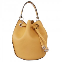 Red Cuckoo 371 Womens Mustard Bucket Bag