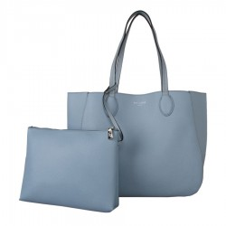 Red Cuckoo 377 Womens Blue Reversible Shopper Bag