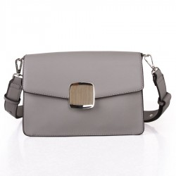 Red Cuckoo 420 Womens Grey Cross Body Bag