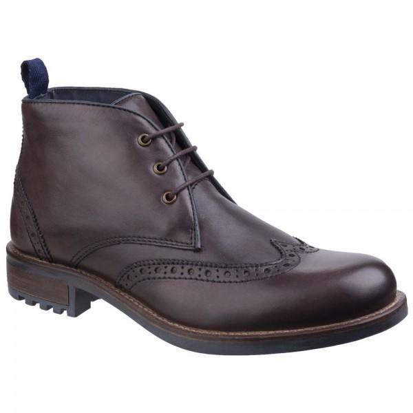 Cotswold Avening Brogue Chukka Boot