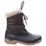 Cotswold Coset Womens Brown Waterproof Boot