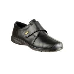 Cotswold Cranham Womens Black Waterproof Shoe