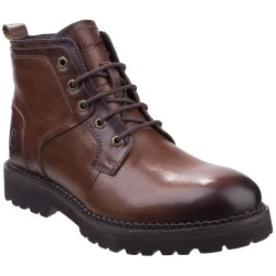 Cotswold Hampton Mens Cognac Waterproof Leather Boot