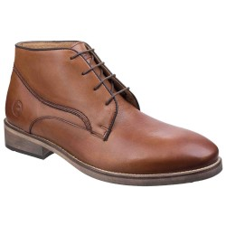Cotswold Maugesbury Mens Leather Tan Boot