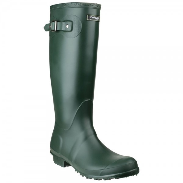 Cotswold Sandringham Green Wellington Boot