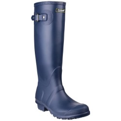 Cotswold Sandringham Navy Wellington Boot