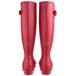 Cotswold Sandringham Red Wellington Boot