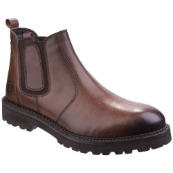 Cotswold Sapperton Mens Waterproof Cognac Boot
