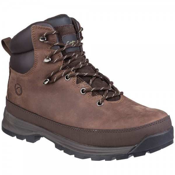 Cotswold Sudgrove Mens Brown Waterproof Hiking Boot