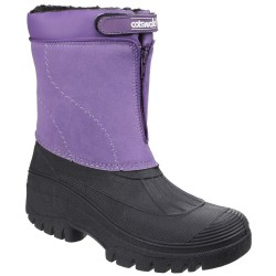 Cotswold Venture Boys Girls Waterproof Winter Boot