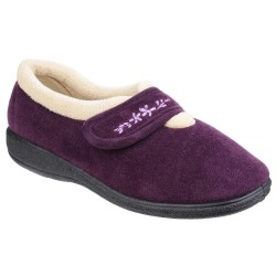 Fleet & Foster Capa Memory Foam Slipper