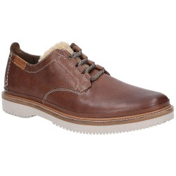 Hush Puppies Bernard Convertible Oxford Mens Brown Shoe