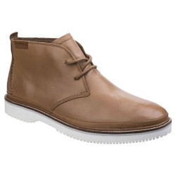 Hush Puppies Fredd Bernard Mens Tan Boot