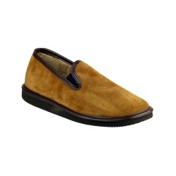 Mirak Barton Mens Tan Slipper