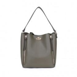 Long and Son 1472 Womens Green Bag