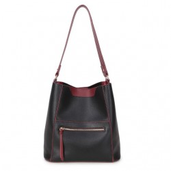 Long and Son 8423 Womens Black Bag