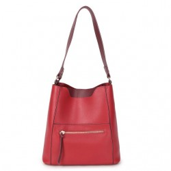 Long and Son 8423 Womens Red Bag