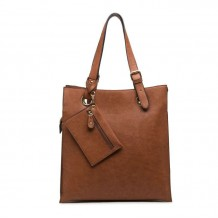 Long and Son 8805 Womens Brown Bag