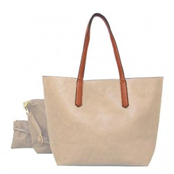 Long and Son 95172 Womens Beige Multi Bag
