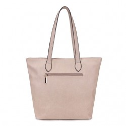 Long and Son 3882 Womens Rose Pink Bag